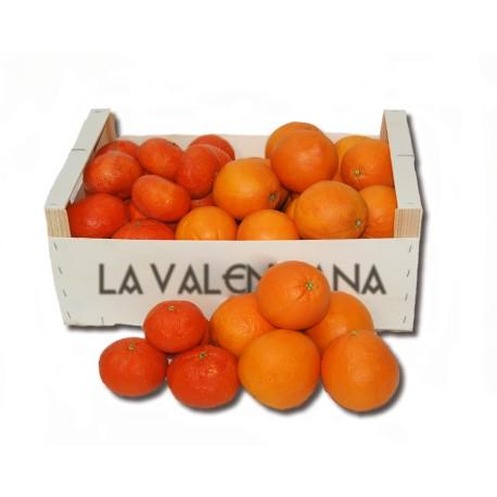 MIxto con Naranja de Zumo